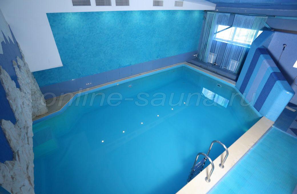 Антарес, банный комплекс