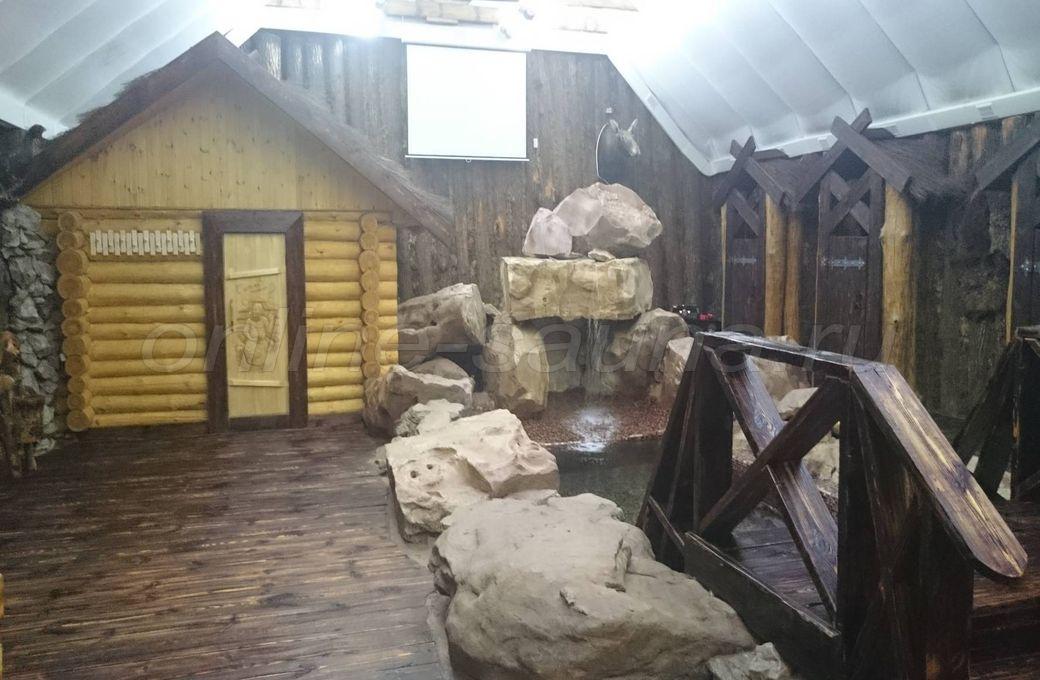 Лукоморье, банный комплекс
