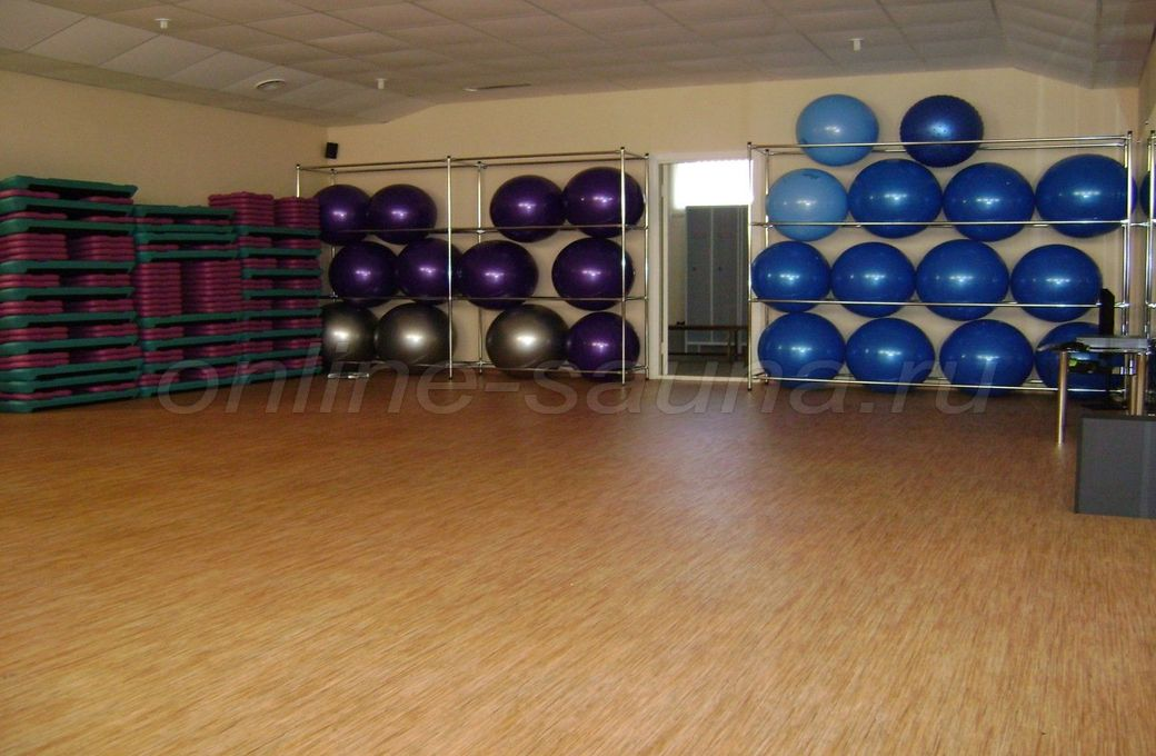Mango, фитнес-центр