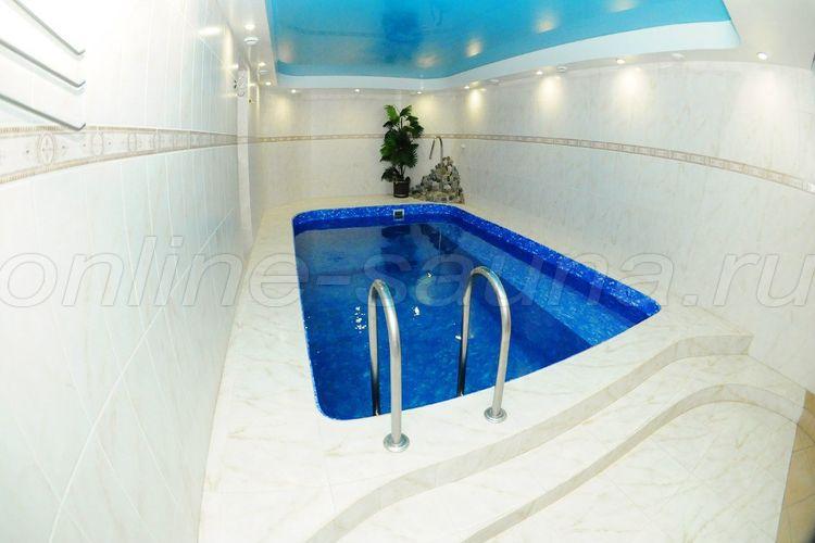 Vip House, гостинично-банный комплекс